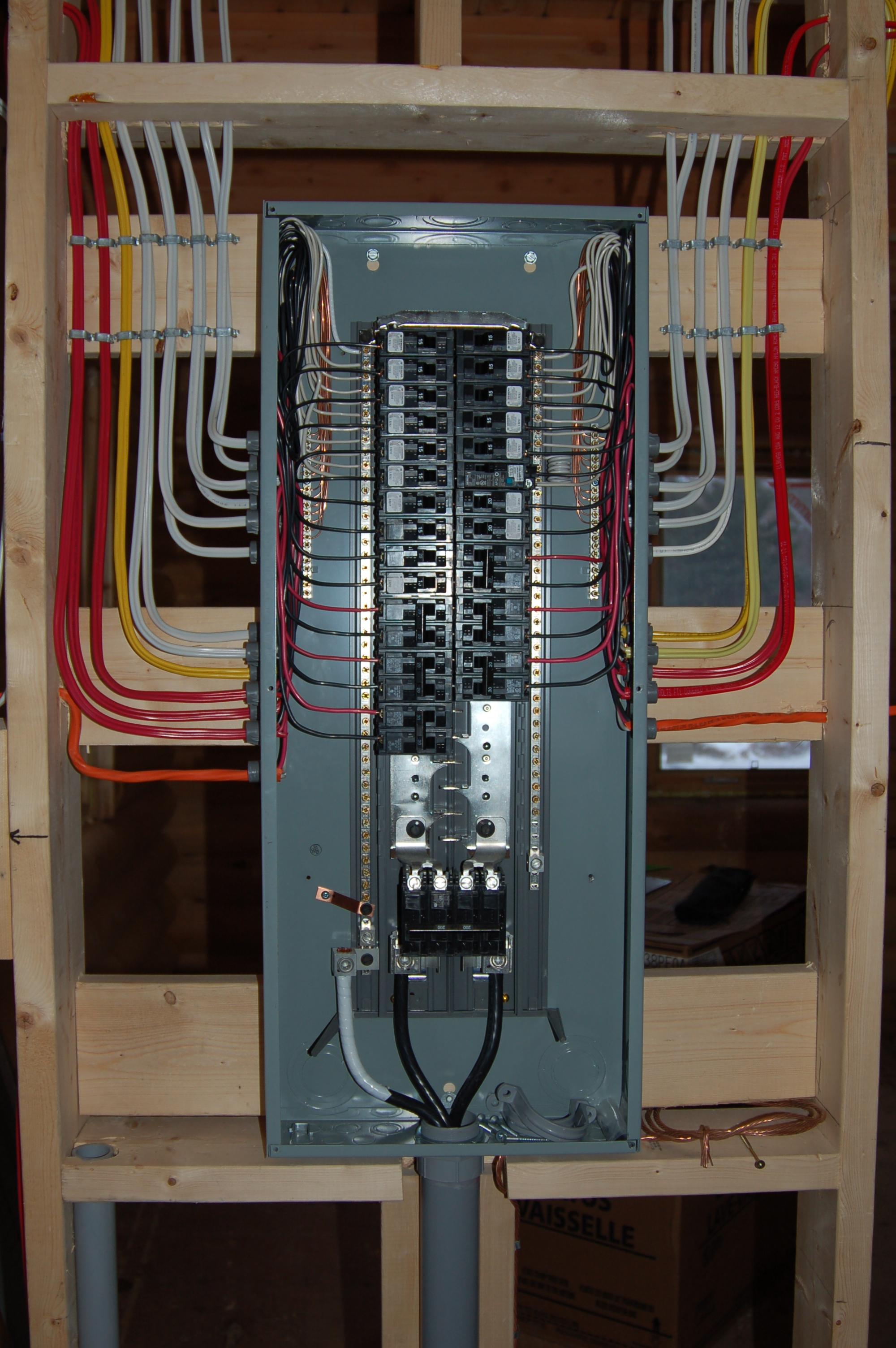 House Electrical Panel - Merzie.net